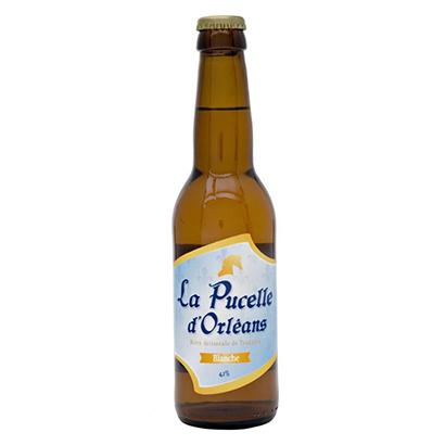 biere blanche pucelle d'orleans
