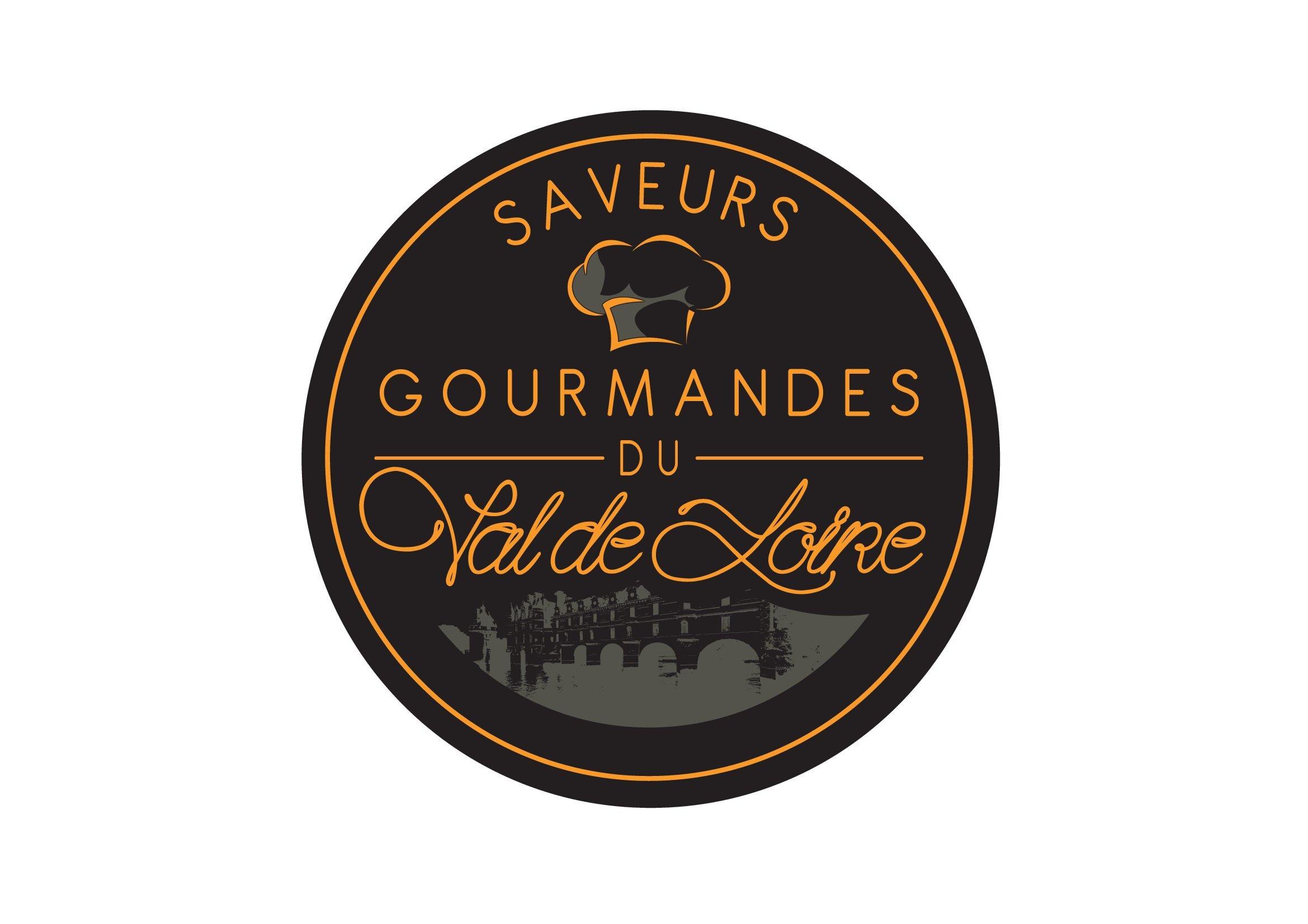 Logo Saveurs gourmandes du Val de Loire