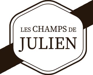 Logo Les Champs de Julien © du Centre