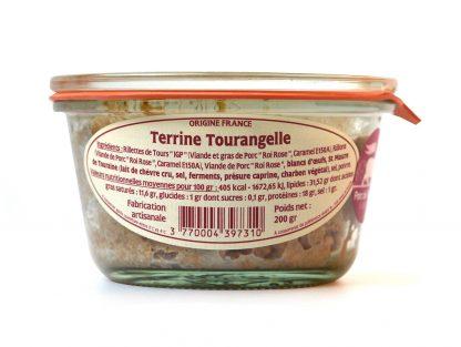 Terrine tourangelle © du Centre